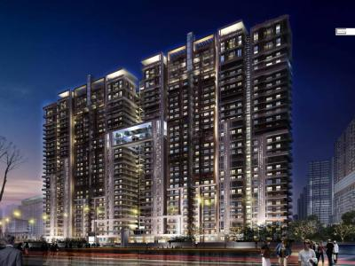 Gallery Cover Image of 1244 Sq.ft 2 BHK Apartment for buy in Gachibowli for 9567000
