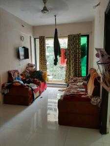 Gallery Cover Image of 700 Sq.ft 2 BHK Apartment for rent in Kharghar for 18000