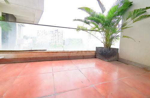 Balcony Image of Flat No C-602 Marvel Azure in Hadapsar