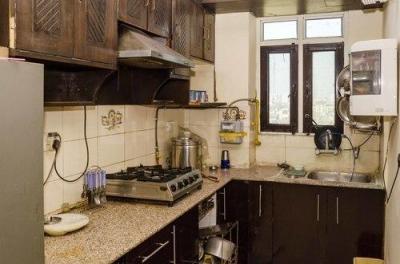 Kitchen Image of Dhingra Nest Indirapuram in Nyay Khand