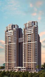 Gallery Cover Image of 1989 Sq.ft 3 BHK Apartment for buy in Takshashila Air, Ellisbridge for 11934000