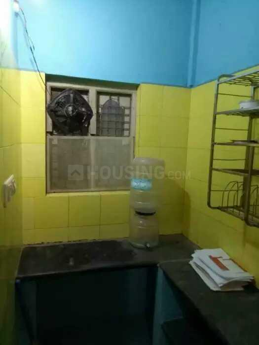 Kitchen Image of 450 Sq.ft 1 BHK Independent House for rent in Whitefield for 8000