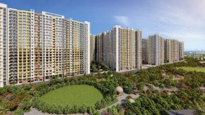 Gallery Cover Image of 550 Sq.ft 1 BHK Apartment for buy in Runwal Gardens Phase 2 Bldg no 18 23, Dombivli East for 3200000