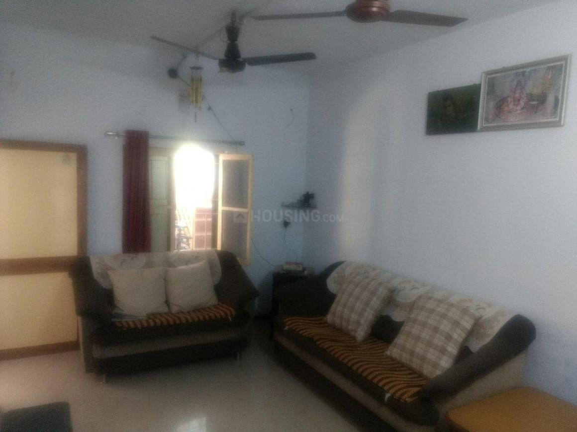 Living Room Image of 500 Sq.ft 2 BHK Independent House for buy in New Ranip for 7000000
