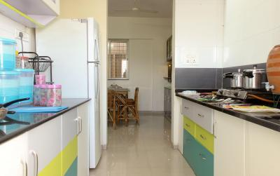 Kitchen Image of PG 4643518 Baner in Baner