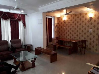 Gallery Cover Image of 1600 Sq.ft 3 BHK Apartment for rent in Napier Town for 25000