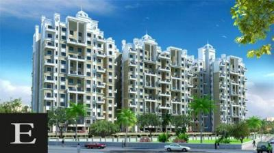 Gallery Cover Image of 650 Sq.ft 1 BHK Apartment for buy in NSG Shraddha The Royal Mirage, Hinjewadi for 4550000