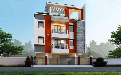 Gallery Cover Image of 2280 Sq.ft 3 BHK Villa for buy in LML Adora, Neelankarai for 18852211