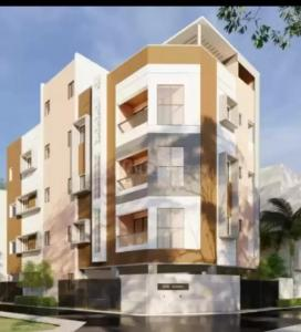Gallery Cover Image of 1950 Sq.ft 3 BHK Apartment for buy in Thiruvanmiyur for 29250000