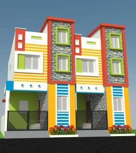 Gallery Cover Image of 1292 Sq.ft 2 BHK Villa for buy in Mudichur for 5200000