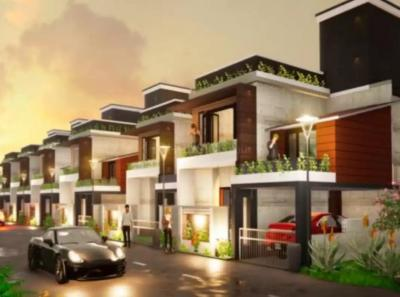 Gallery Cover Image of 2500 Sq.ft 3 BHK Villa for buy in Essel Gardens for 14500000