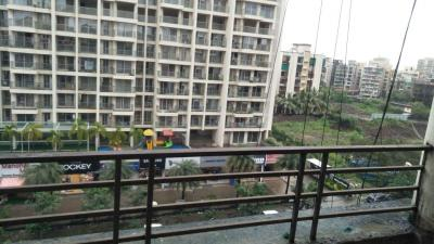 Gallery Cover Image of 1250 Sq.ft 2 BHK Apartment for rent in Ulwe for 12500