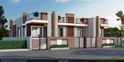 Gallery Cover Image of 600 Sq.ft 3 BHK Independent House for buy in  Row Houses, MIDC for 2350000