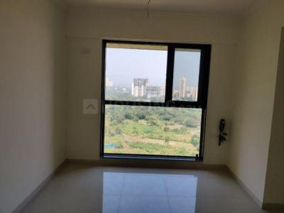 Gallery Cover Image of 490 Sq.ft 1 BHK Apartment for rent in Raunak Heights, Kasarvadavali, Thane West for 11500