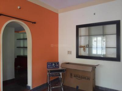 Gallery Cover Image of 700 Sq.ft 1 BHK Independent Floor for rent in Banashankari for 6000