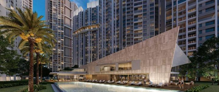 Brochure Image of 1195 Sq.ft 2 BHK Apartment for rent in Powai for 55000