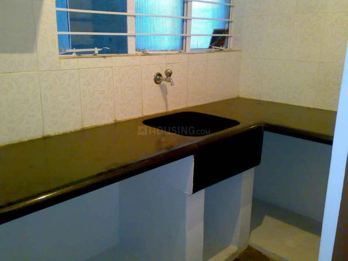 Kitchen Image of 680 Sq.ft 2 BHK Independent House for rent in JP Nagar for 10000
