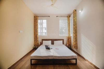 Bedroom Image of Oyo Life Blr1243 World Trade Center Mathikere in Mathikere