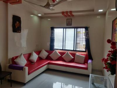 Gallery Cover Image of 585 Sq.ft 1 BHK Apartment for buy in Chinchwad for 4300000