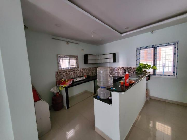 Kitchen Image of 1800 Sq.ft 2 BHK Independent House for rent in Kothapet for 20000