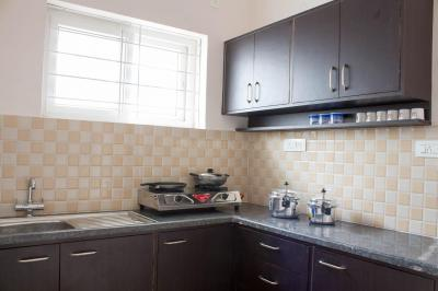 Kitchen Image of PG 4643207 Gachibowli in Gachibowli