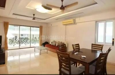 Gallery Cover Image of 1750 Sq.ft 3 BHK Apartment for rent in Supreme Ecstasy 2, Khar West for 160000