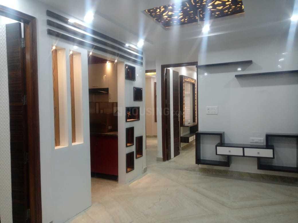 Living Room Image of 668 Sq.ft 2 BHK Independent Floor for buy in Uttam Nagar for 3710000