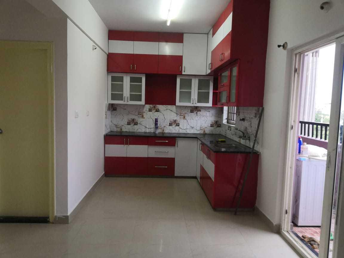 Kitchen Image of 1430 Sq.ft 3 BHK Apartment for rent in Battarahalli for 18500