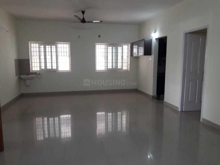 Living Room Image of 1200 Sq.ft 3 BHK Apartment for rent in Velachery for 27000