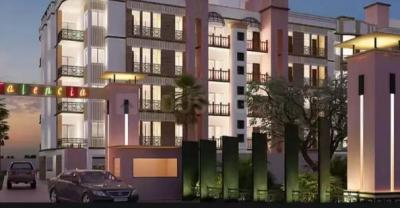 Gallery Cover Image of 1085 Sq.ft 2 BHK Apartment for buy in creations valencia, Egattur for 5200000
