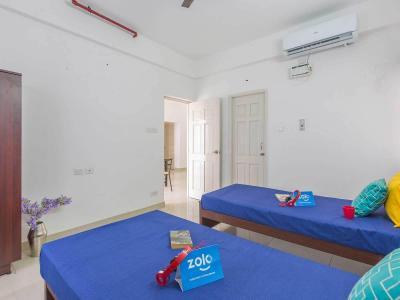 Bedroom Image of Zolo Nevis in Ambegaon Budruk