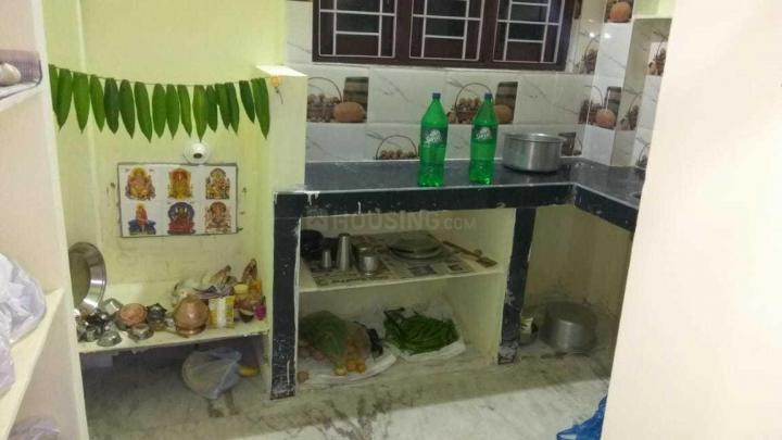 Kitchen Image of 1300 Sq.ft 2 BHK Independent House for rent in Vanasthalipuram for 9000