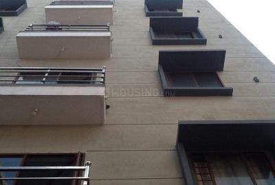 इंस्पायर पीजी&लॉज इन मठिकेरे के बिल्डिंग की तस्वीर
