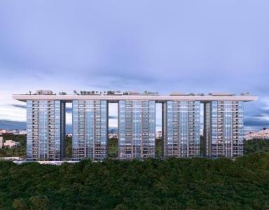 Gallery Cover Image of 4000 Sq.ft 4 BHK Apartment for buy in Acropolis Voyage To The Stars Phase I, Kondhwa for 22500000