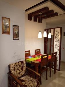 Gallery Cover Image of 1250 Sq.ft 2 BHK Apartment for rent in Fortaleza Apartment, Kalyani Nagar for 38000