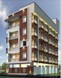 Gallery Cover Image of 1550 Sq.ft 3 BHK Apartment for buy in Varadharaja Nagar for 6500000