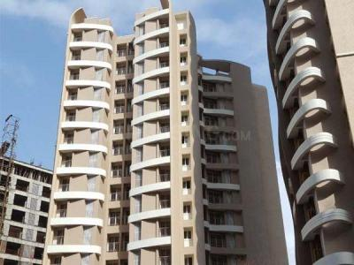 Gallery Cover Image of 504 Sq.ft 1 BHK Apartment for rent in Kasarvadavali, Thane West for 15000