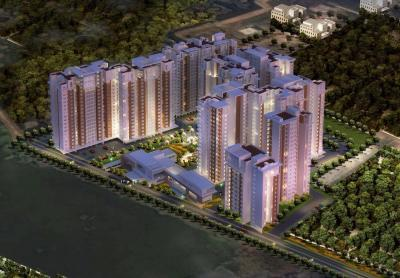 Gallery Cover Image of 1599 Sq.ft 3 BHK Apartment for buy in Karapakkam for 9586005