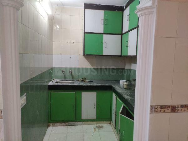 Kitchen Image of 1000 Sq.ft 2 BHK Independent Floor for rent in Sant Nagar for 16500