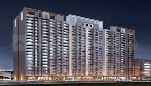 Gallery Cover Image of 600 Sq.ft 1 BHK Apartment for buy in Sukur Sapphire Phase I, Kasarvadavali, Thane West for 5300000