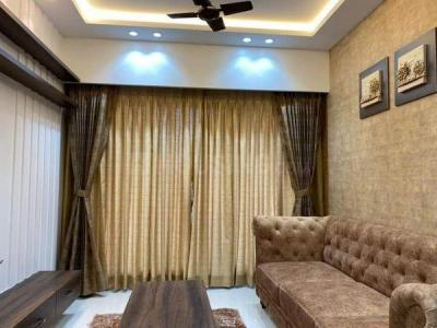 Gallery Cover Image of 650 Sq.ft 1 BHK Apartment for buy in Thane West for 11000000