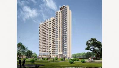 Gallery Cover Image of 378 Sq.ft 1 BHK Apartment for buy in Bhandup West for 4249000