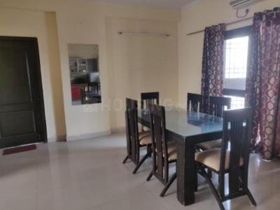 Dining Area Image of Radha Rani PG in Alpha II Greater Noida
