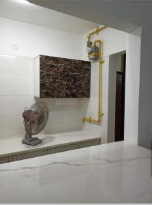 Bathroom Image of 1000 Sq.ft 2 BHK Apartment for buy in Chhattarpur for 3500000