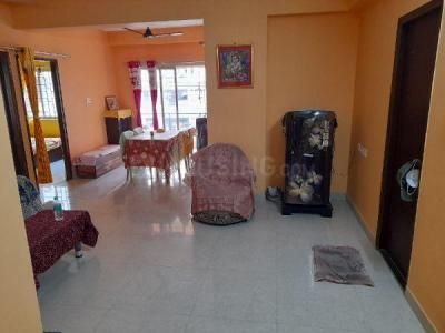 Gallery Cover Image of 1174 Sq.ft 3 BHK Apartment for rent in Loharuka Green Oasis, Kaikhali for 20000