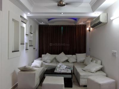 Gallery Cover Image of 1200 Sq.ft 2 BHK Apartment for rent in Sector 14 Rohini for 25000