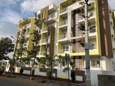 Gallery Cover Image of 1140 Sq.ft 2 BHK Apartment for buy in Krishnarajapura for 4300000