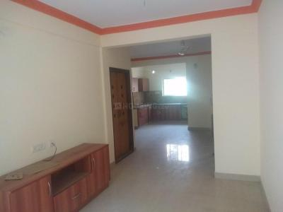 Gallery Cover Image of 1100 Sq.ft 2 BHK Apartment for rent in Amrutahalli for 14000