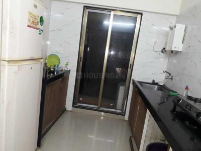 Kitchen Image of Meridian Stays in Andheri West