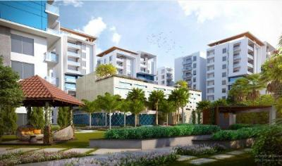 Gallery Cover Image of 1410 Sq.ft 2 BHK Apartment for buy in EIPL Apila, Gandipet for 9200000